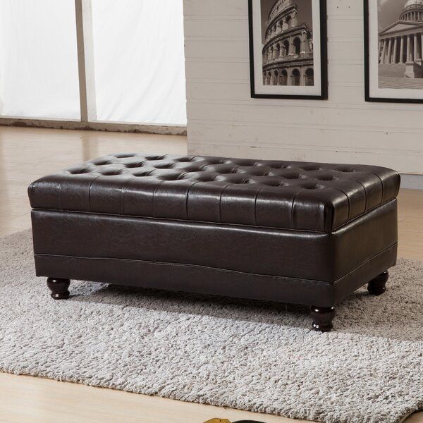 Dail Storage Ottoman by Darby Home Co