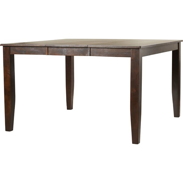 Carriage Hill Counter Height Extendable Dining Table by Red Barrel Studio Red Barrel Studio®