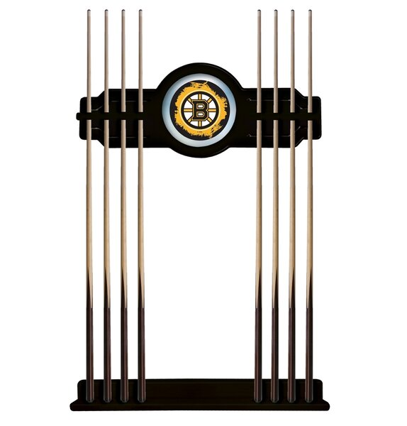 NHL Cue Rack by Holland Bar Stool