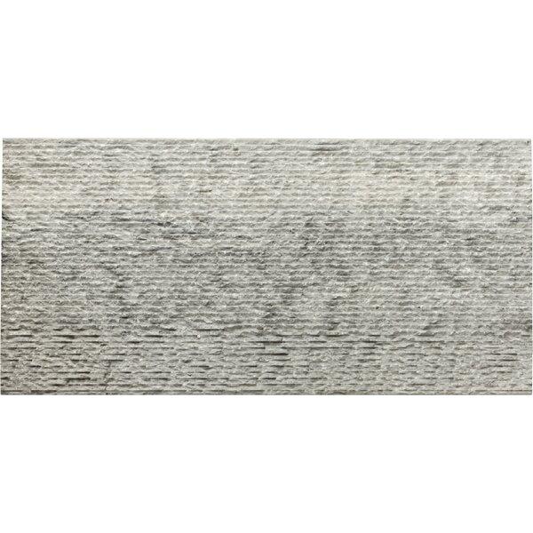 Metro 12 x 24 Limestone Field Tile in Gray by Emser Tile