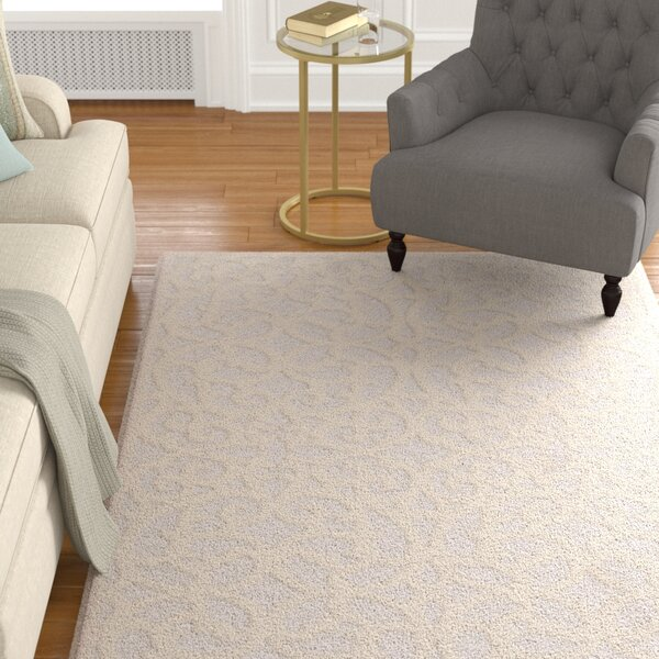 Farrand Natural Ivory Indoor/Outdoor Area Rug by C