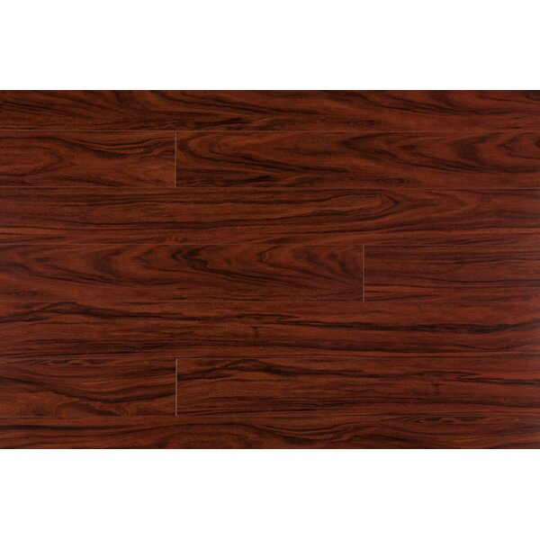 Original 47.85 x 4.96 x 15mm Laminate Flooring in Nutmeg by Dekorman