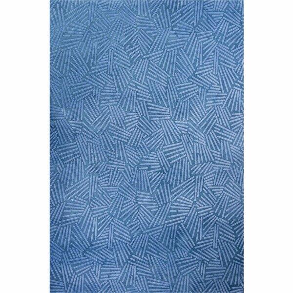 Vytla Blue Area Rug by Ebern Designs