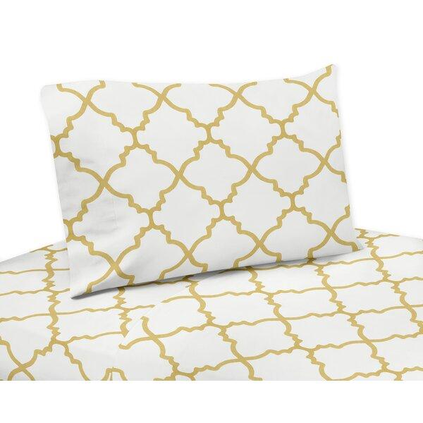 Trellis Sheet Set by Sweet Jojo Designs