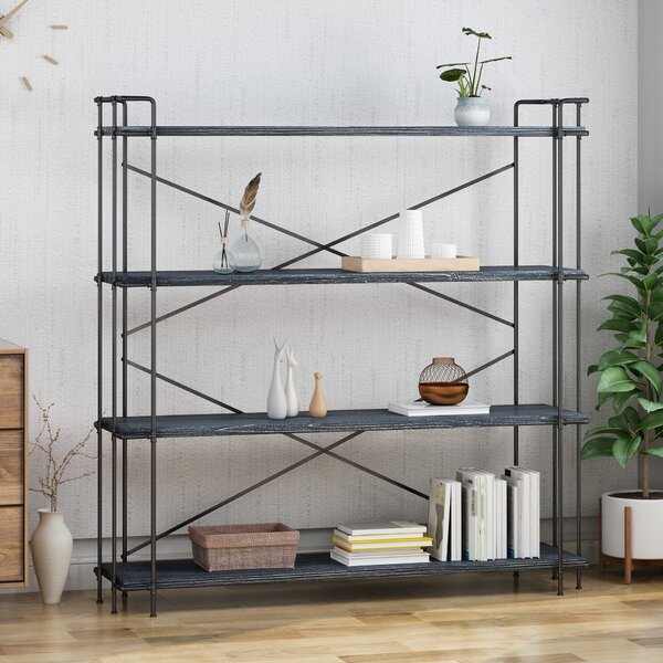Sherlock Etagere Bookcase By 17 Stories