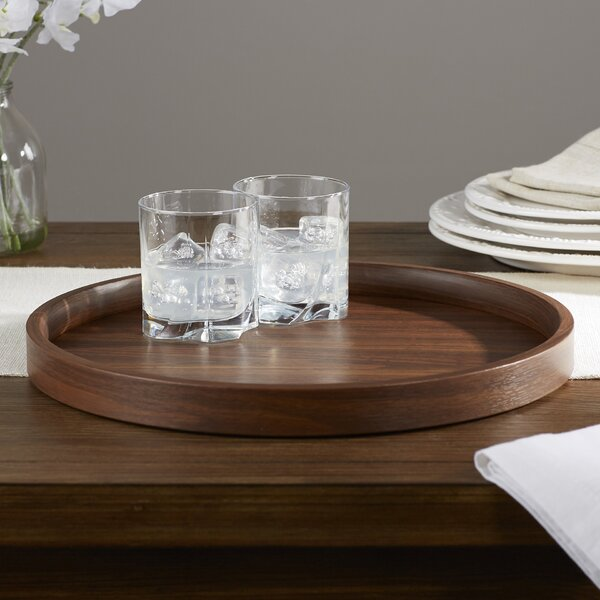 Hulme Round Platter by Wrought Studio