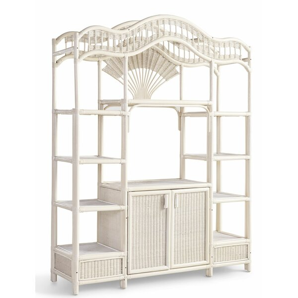 Lydia Etagere Bookcase by Rosecliff Heights