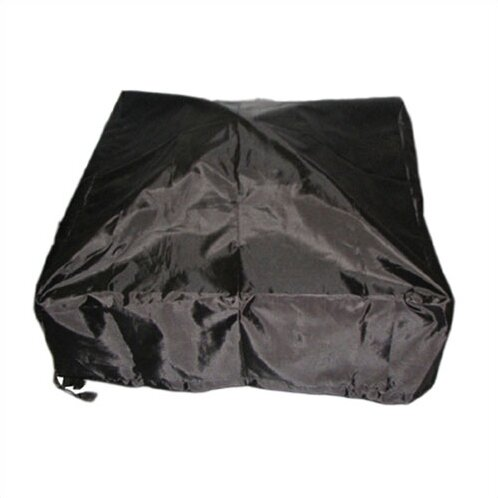 Square Fire Pit Rain Cover by Deeco