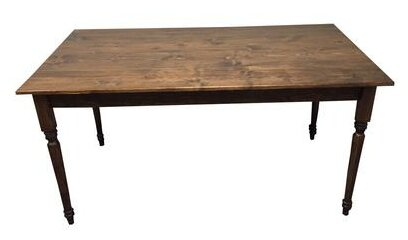 Coventry Wood Dining Table by August Grove