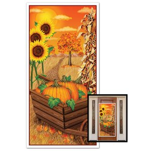 Fall/Thanksgiving Door Cover