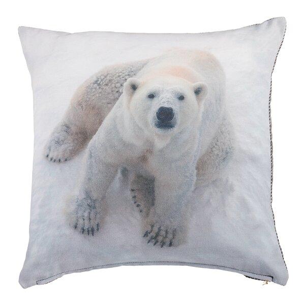 Suniga Polar Cotton Throw Pillow by Latitude Run
