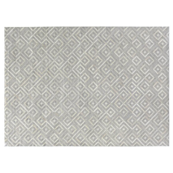 One-of-a-Kind Berlin Hand-Woven Gray Area Rug by Exquisite Rugs