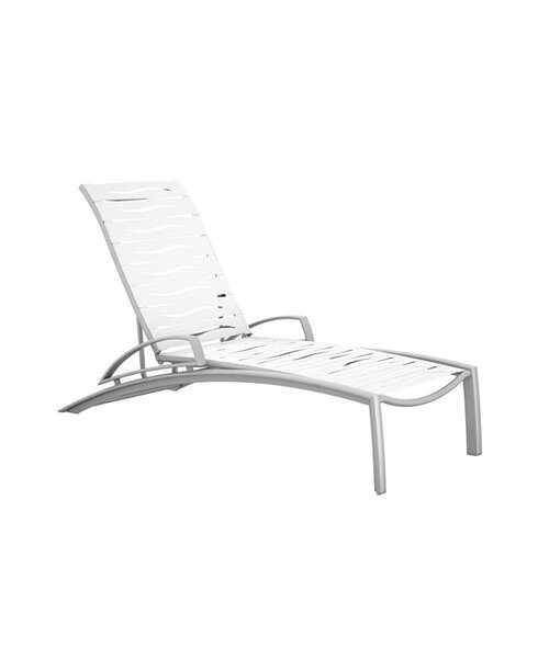 South Beach EZ Span Chaise Lounge by Tropitone