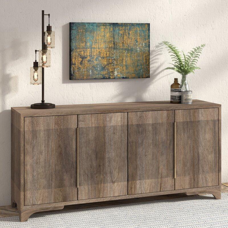 Trent Austin Design Nia 70 Quot Wide Mango Wood Sideboard