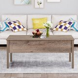 Waugh Lift Top Coffee Table with Storage by Foundry Select