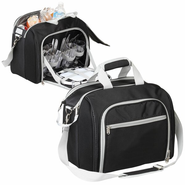 4 Piece Picnic Cooler Set by Preferred Nation