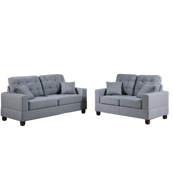 Cheyne 2 Piece Living Room Set