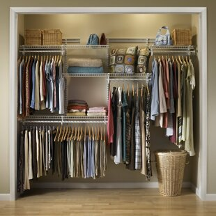 Clothes Rails Amp Wardrobe Systems You Ll Love Buy Online