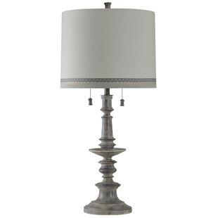 Great choice Jeanine 36 Table Lamp By Ophelia & Co.