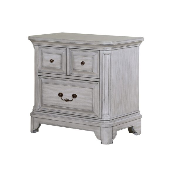 Chelmscote 2 Drawer Nightstand by Darby Home Co