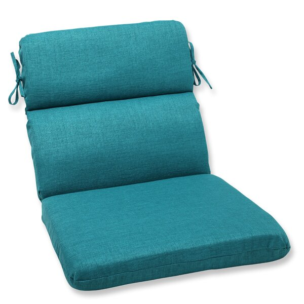 Rave Indoor/Outdoor Lounge Chair Cushion by Pillow Perfect