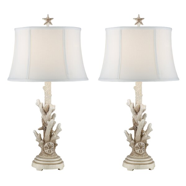 Sabine 30 Table Lamp (Set of 2) by Highland Dunes