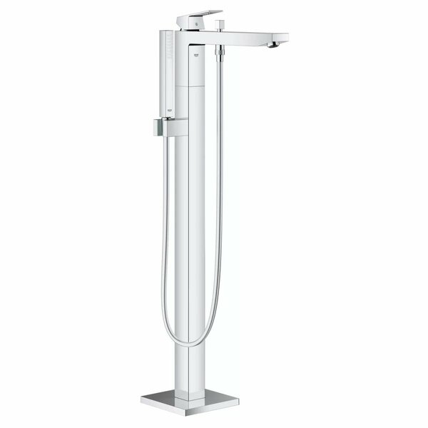 Single Handle Floor Mounted Freestanding Tub Filler Trim by GROHE GROHE