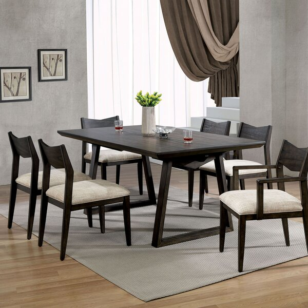 Sydney 7 Piece Dining Table Set by Union Rustic