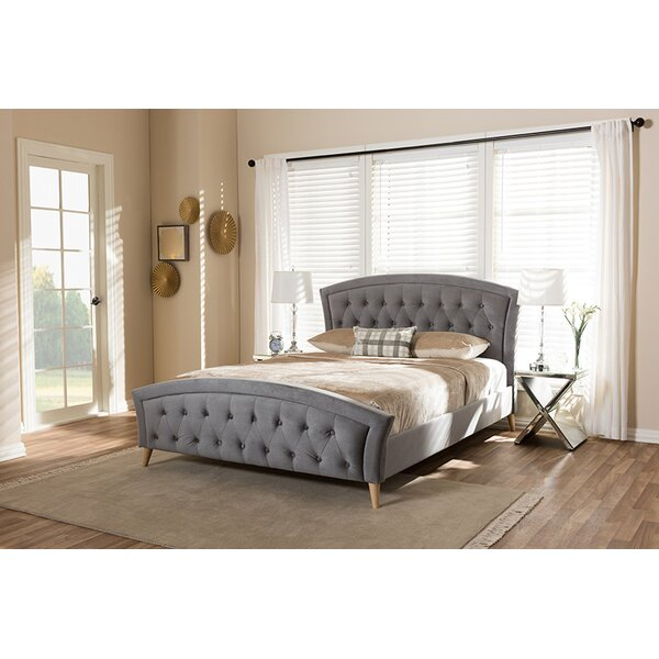 Lydd Upholstered Platform Bed By Everly Quinn by Everly Quinn Cool