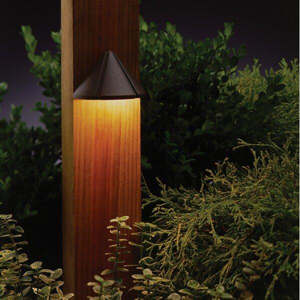 Triangular 1-Light Deck Light by Kichler