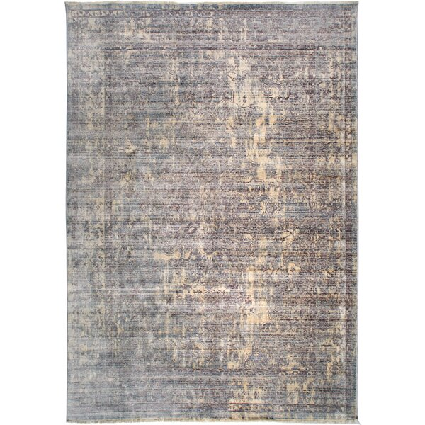 Artisan Grey Area Rug by Nicole Miller