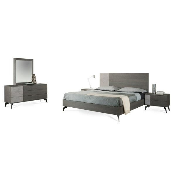 Palermo Platform Configurable Bedroom Set by Ivy Bronx
