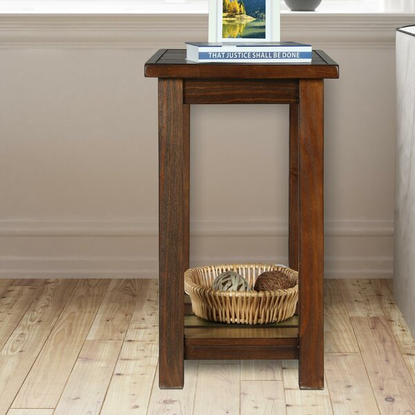 Roemer End Table by Bloomsbury Market