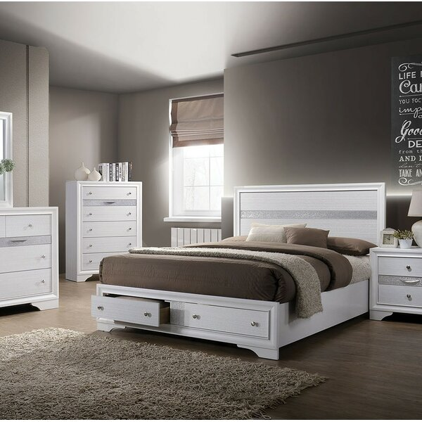 Embree Storage Standard Bed by Mercer41