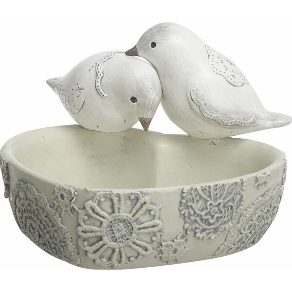 Khader Love Birds Dish Figurine by Ophelia & Co.