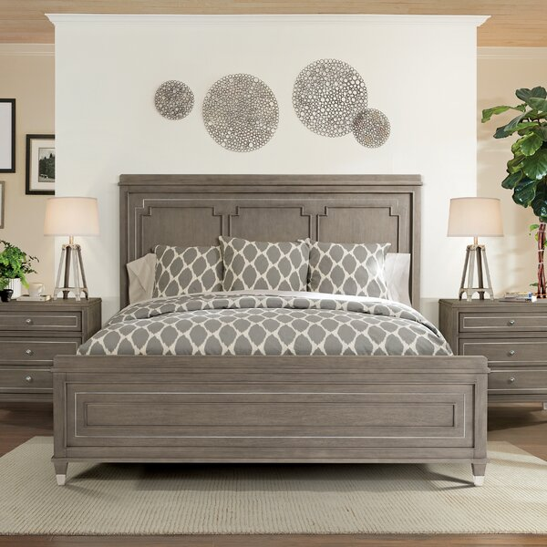 Masham Platform Bed by Three Posts