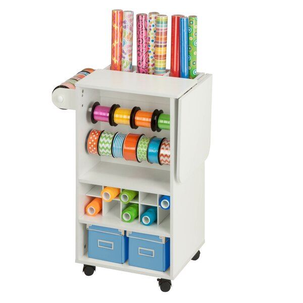 Rolling Craft Storage Cart by Honey Can Do