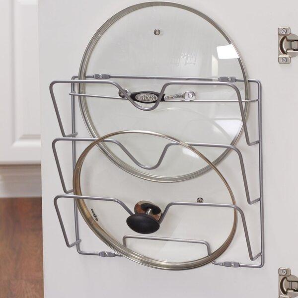 Metal Cabinet Door Organizer by Rebrilliant