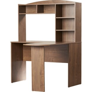 Buying Marlton L-Shape Desk with Hutch By Andover Mills