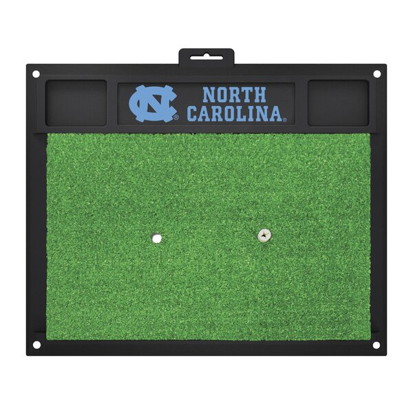 NCAA University of North Carolina - Chapel Hill Golf Hitting Mat by FANMATS