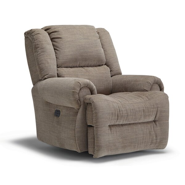 Neysa Headrest Power Manual Recliner [Red Barrel Studio]