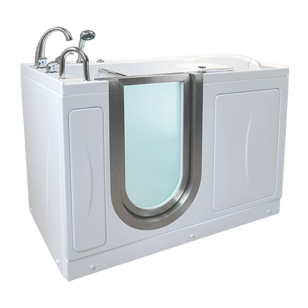 Royal 52.25 x 29.75 Walk-In Bathtub by Ella Walk In Baths