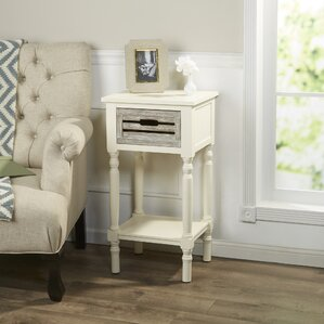 Ingham Chairside Table by Birch Lane?