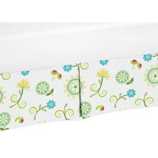 Top Reviews Layla Floral Crib Skirt BySweet Jojo Designs