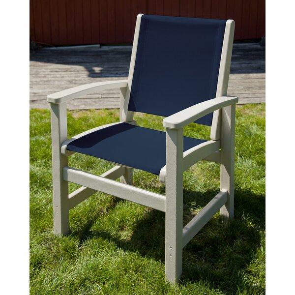 Coastal Patio Dining Chair By POLYWOOD®