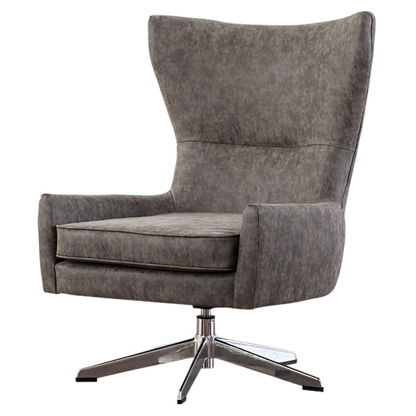 Alberto Swivel Accent Chair by Langley Street