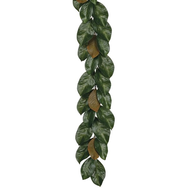 Magnolia Leaf Garland by Gracie Oaks