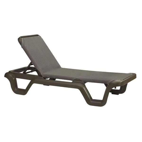 Lutton Sun Reclining Chaise Lounge (Set of 2) by Freeport Park Freeport Park