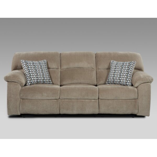 Melville Recliner Reclining Sofa by Red Barrel Studio