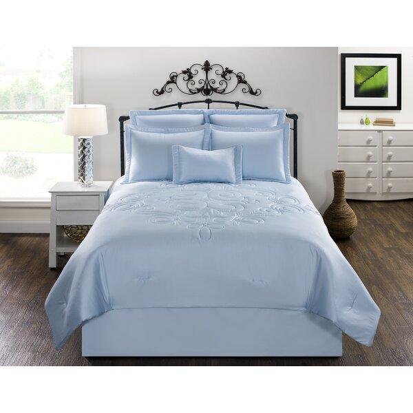 Pares Reversible Comforter Set